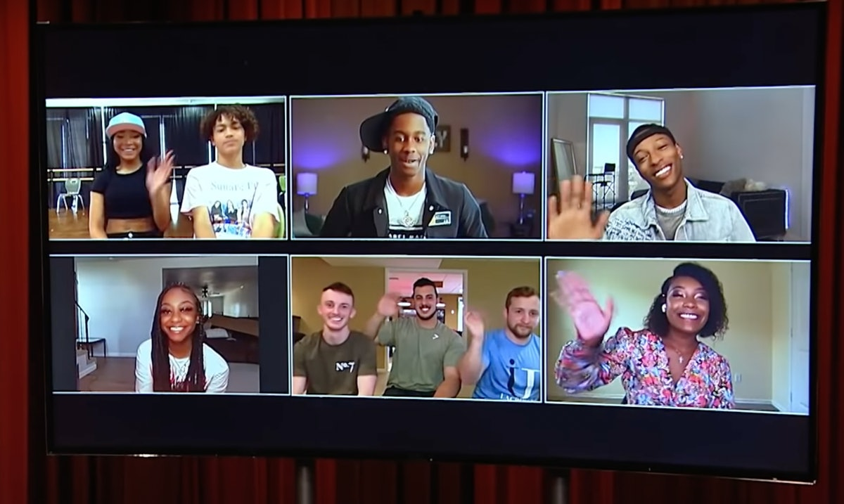 The Tonight Show features some of TIkTok's most talented choreographers.