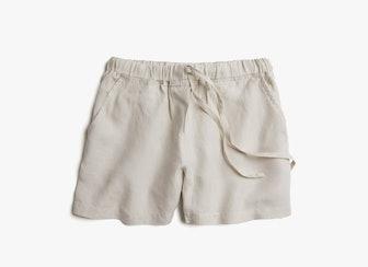 Women's Linen Short