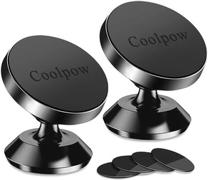 Coolpow Magnetic Phone Mount (2-Pack)