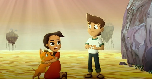 Xico's Journey is an animated film that is currently streaming on Netflix.