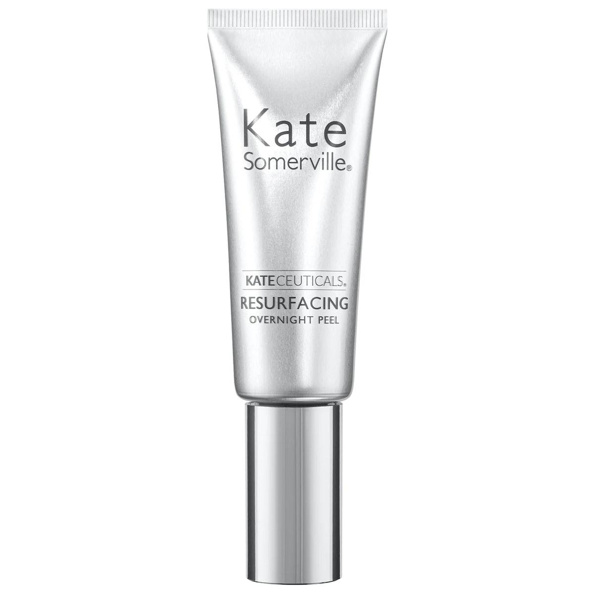 KateCeuticals Resurfacing Overnight Peel with Glycolic Acid, Retinol & Niacinamide