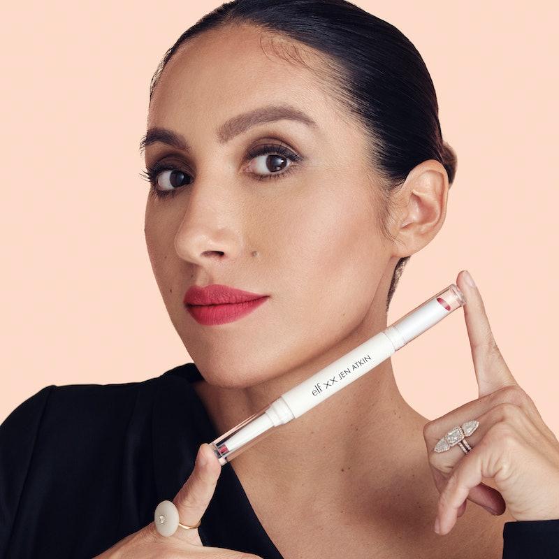 e.l.f. Cosmetics' latest collaborator is celebrity hairstylist Jen Atkin.