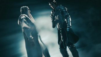 Annatar and Celebrimbor in Middle-earth: Shadow of Mordor