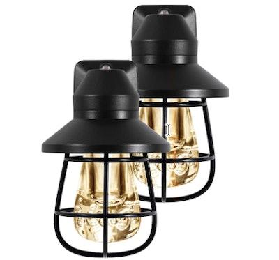 GE Vintage LED Night Light (2-Pack)