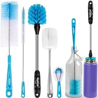 Holikme Bottle Brush Cleaning Set (5-Pieces)