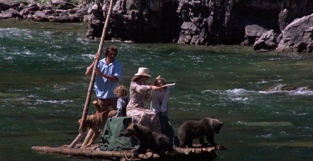 Adventures of the Wilderness Family is a movie from 1975.