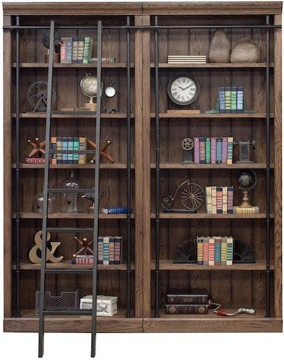 Martin Furniture Avondale 2 Bookcase Wall