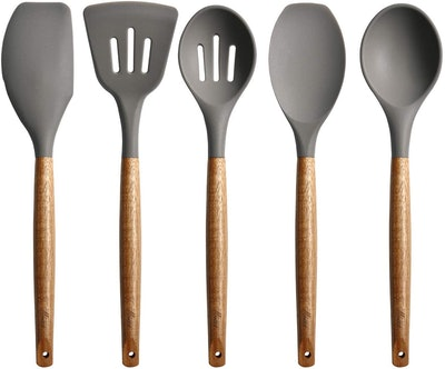 Miusco Silicone Cooking Set (5 Pieces)