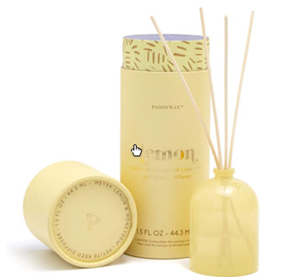 Paddywax Candles Petite Collection Reed Diffuser (1.5-Ounce)