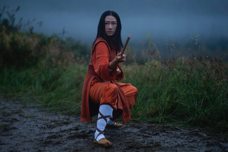 Olivia Liang as Nicky Shen in Kung Fu, via CW press site.