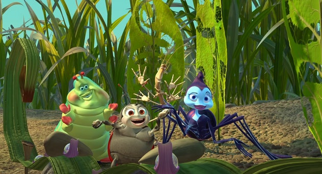 A Bug's Life is an animated film from 1998.