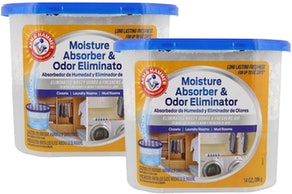 Arm & Hammer Moisture Absorber & Odor Eliminator (2-Pack)