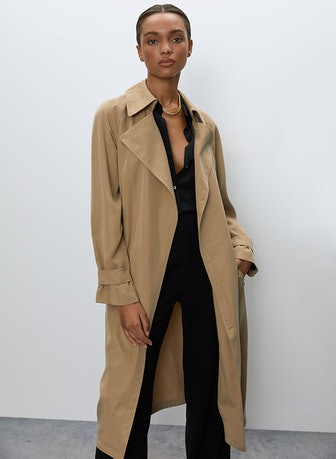 Lawson Trench Coat