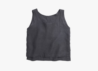 Women's Linen Tank