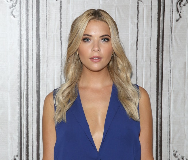 Ashley Benson will produce and star in '18 & Over,' a pandemic-inspired thriller also starring Paris Hilton and Sky Ferreira.