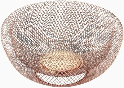 Nifty Solutions Mesh Fruit Bowl