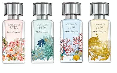 Storie di Seta Eau de Parfum Collection