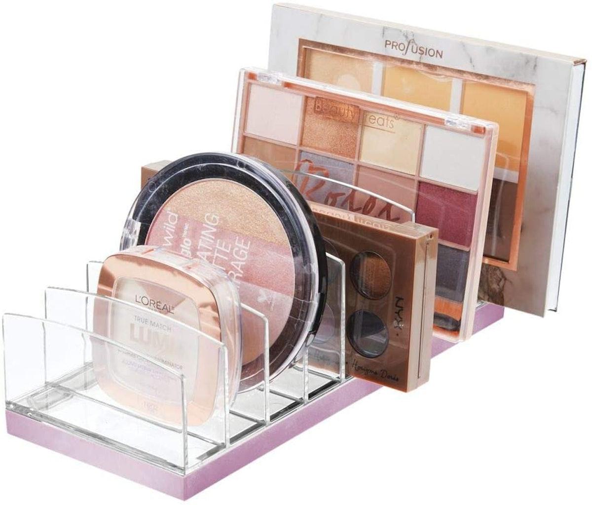 mDesign Makeup Organizer