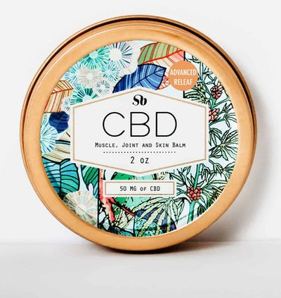 CBD Muscle, Joint and Skin Balm