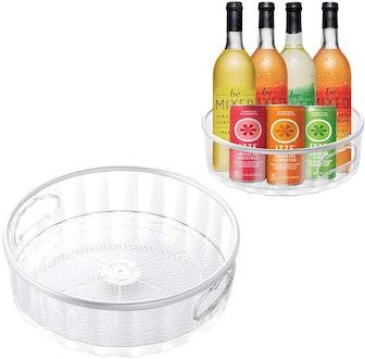 MOKARO Plastic Turn Table (2-Pack)