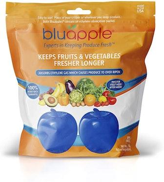 Bluapple Produce Freshness Saver Balls (2-Pack)