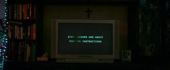 Await Further instructions indie sci-fi horror movie netflix