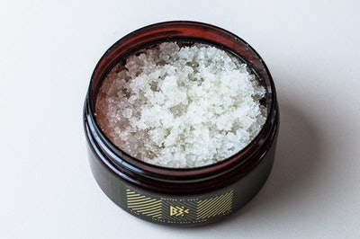 Bath Salt Scrub 8oz