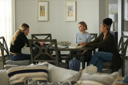 Sophie, Maggie, and Regina on A Million Little Things via the ABC press site