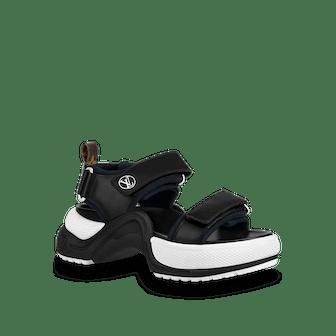 LV Archlight Flat Sandal
