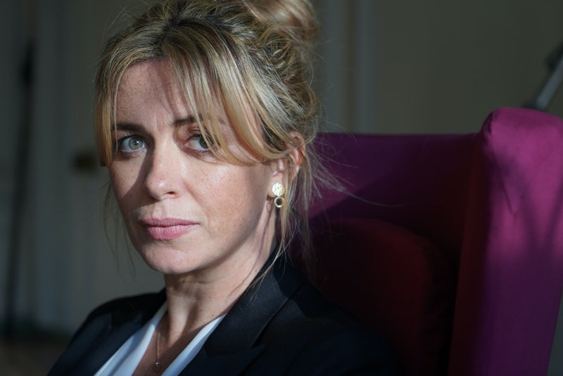 eve myles as faith howells on keeping faith