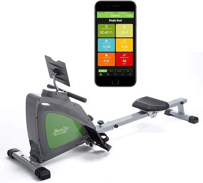 ShareVgo Smart Rower Folding Magnetic Rowing Machine
