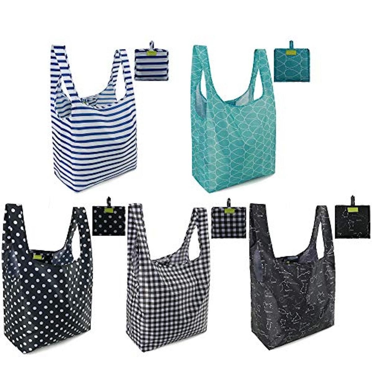 Beegreenbags Reusable Shopping Bags