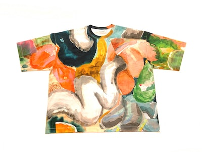 Limited-Edition Bomber Jacket by Misha Kahn for Dries Van Noten