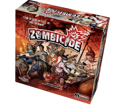 CMON Zombicide Base Game