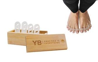 YOGABODY Naturals Toe Spreaders