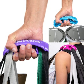 Click & Carry Grocery Bag Carriers (2-Pack)