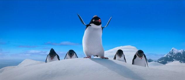 Happy Feet is a film starring Elijah Wood.