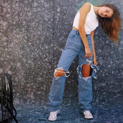 Auriviz Y2K Jeans