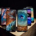 Nokia C10, C20, G10, G20, X10, X20 mid-range 5G phones. Smartphones. Mobile. HMD Global.