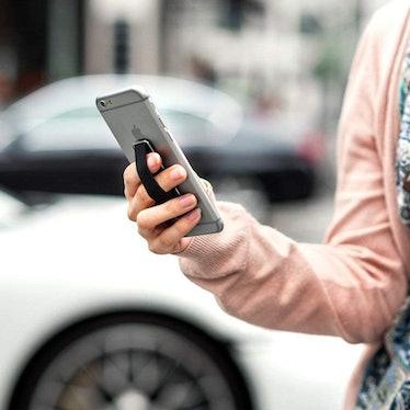AOLEY Elastic Finger Holder for Phones