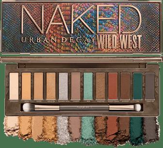 Urban Decay Cosmetics  Naked Wild West Eyeshadow Palette