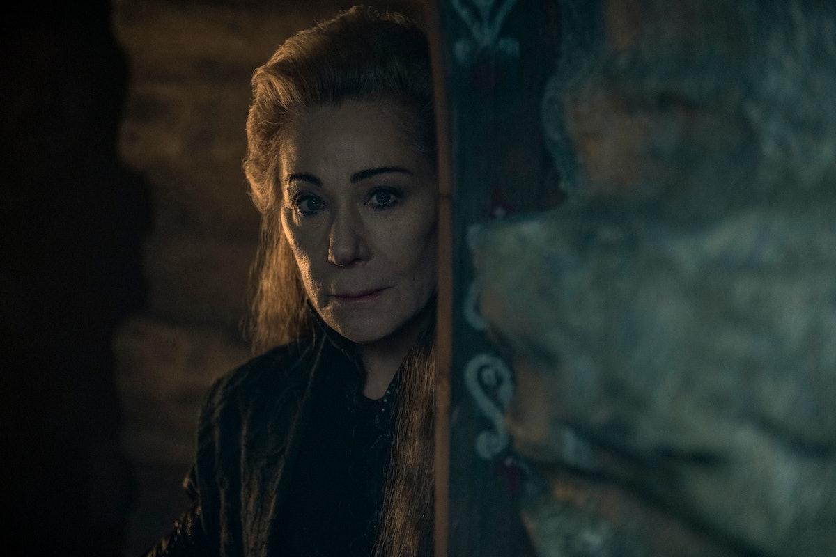 Zoë Wanamaker as Baghra In Shadow And Bone