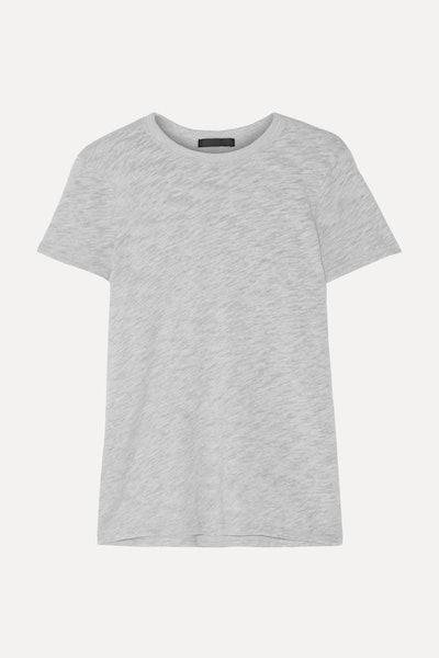 Schoolboy Slub Supima Cotton-Blend Jersey T-Shirt