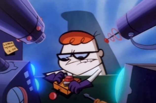 Dexter's Laboratory is a show that aired on Cartoon Network.