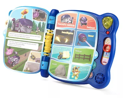 VTech® PAW Patrol™ Mighty Pups Touch and Teach Word Book