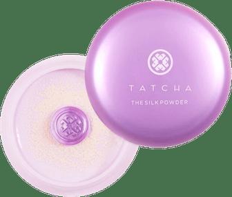 Tatcha The Silk Powder Protective Setting Powder