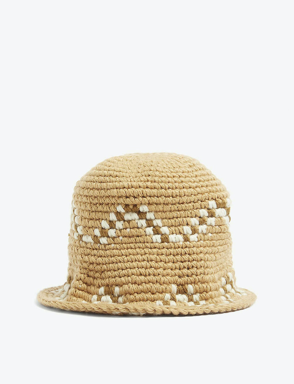 Giza Knitted Bucket Hat