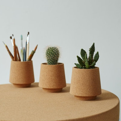 mindthecork - Atlas Cork Planter