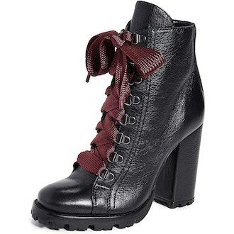 SCHUTZ Zara Lug-Sole Boots