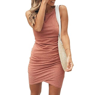 BTFBM Bodycon Mini Dress
